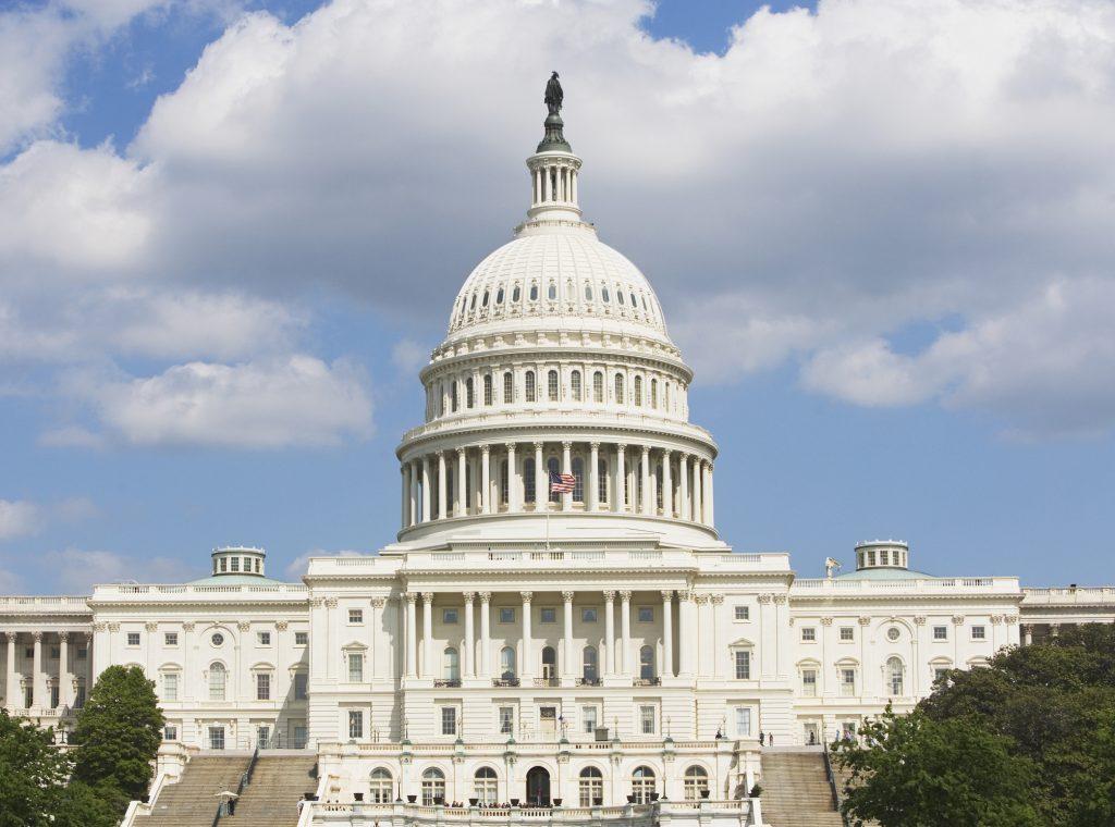 Capitol Building, Washington DC, United States