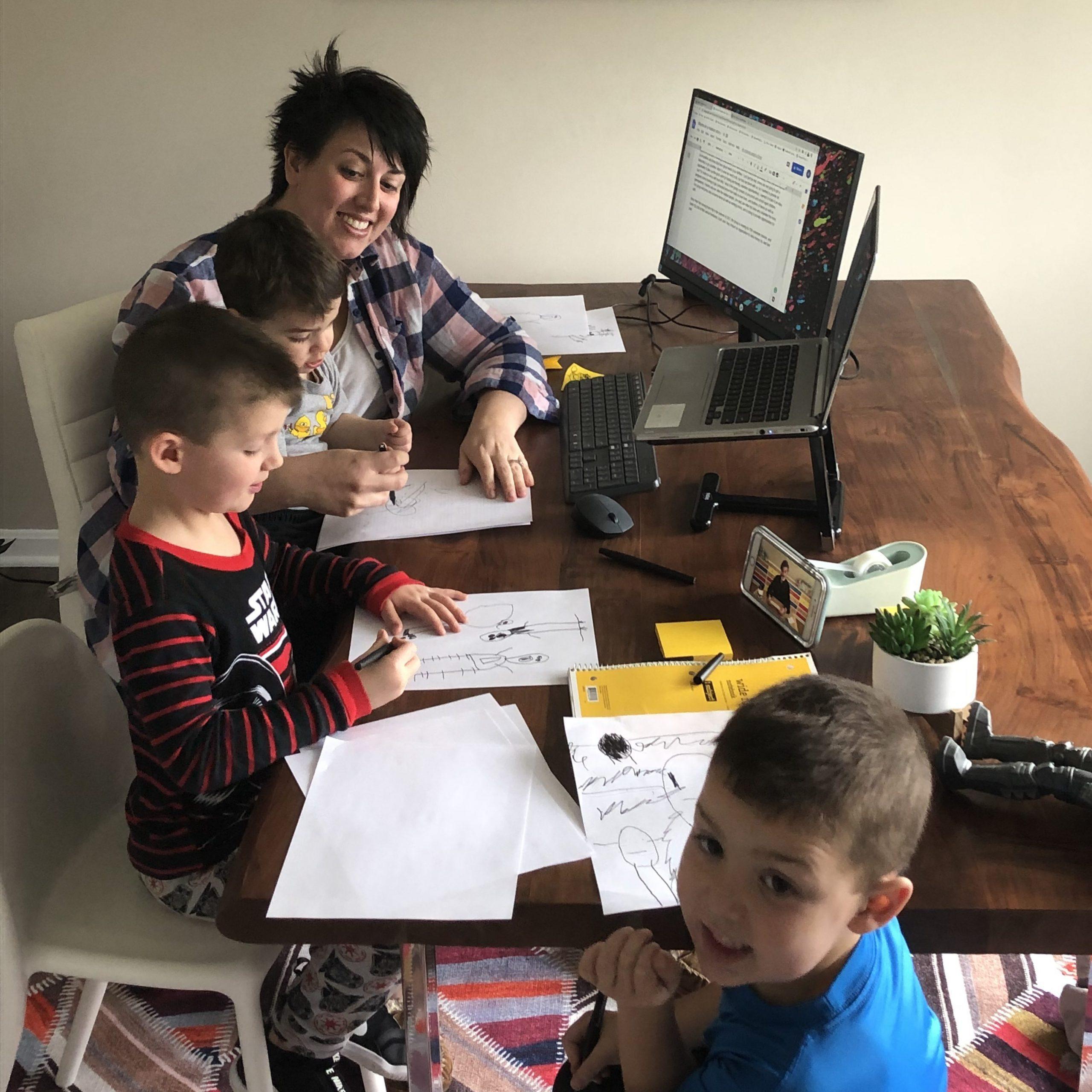 home school quarantine covid19