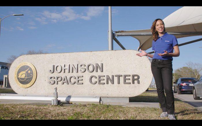 johnson space center field trip video