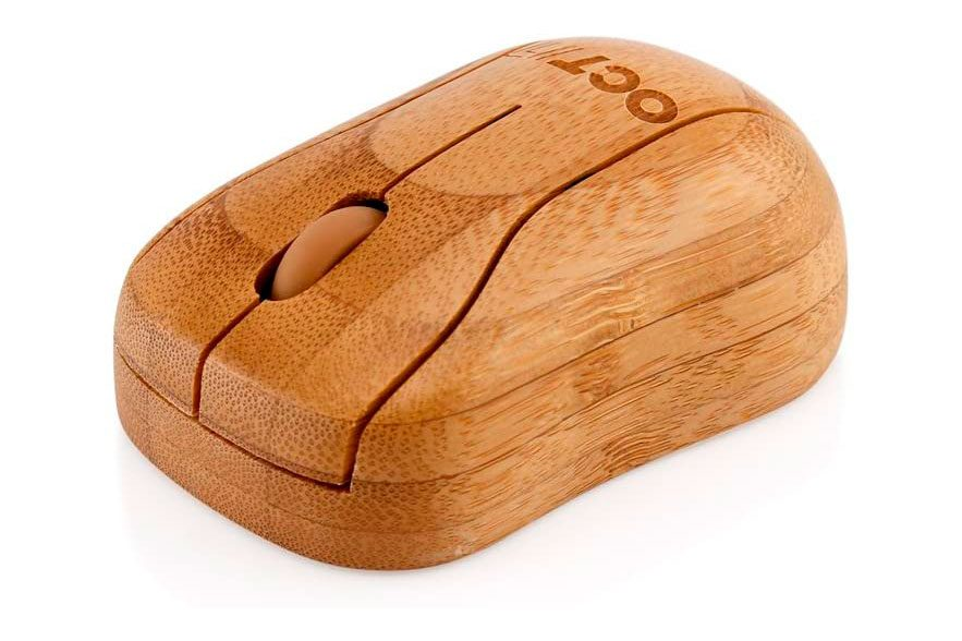 Oct17 Bamboo Wireless Optical Mouse