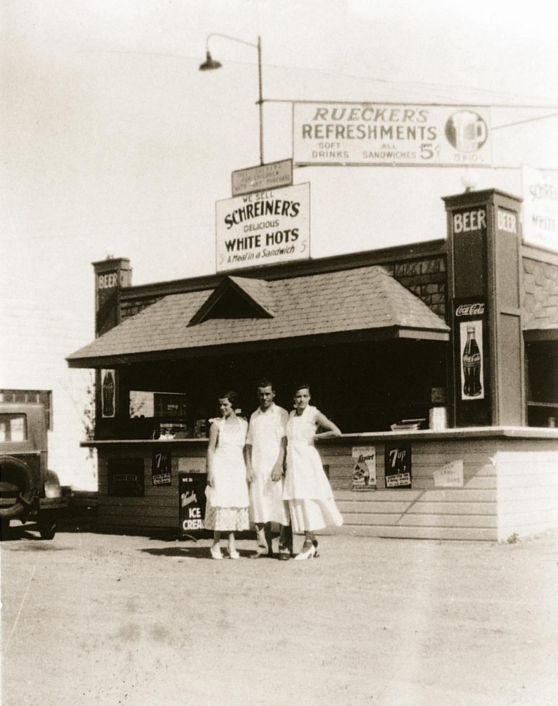 root beer stand