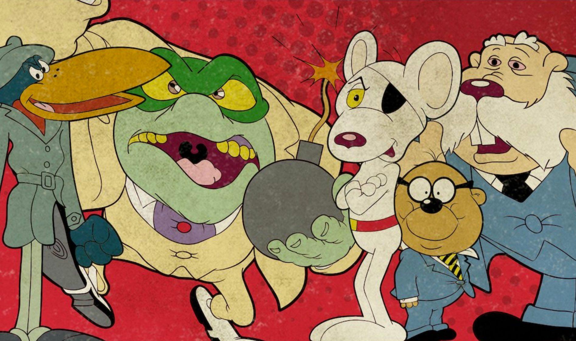 danger mouse netflix