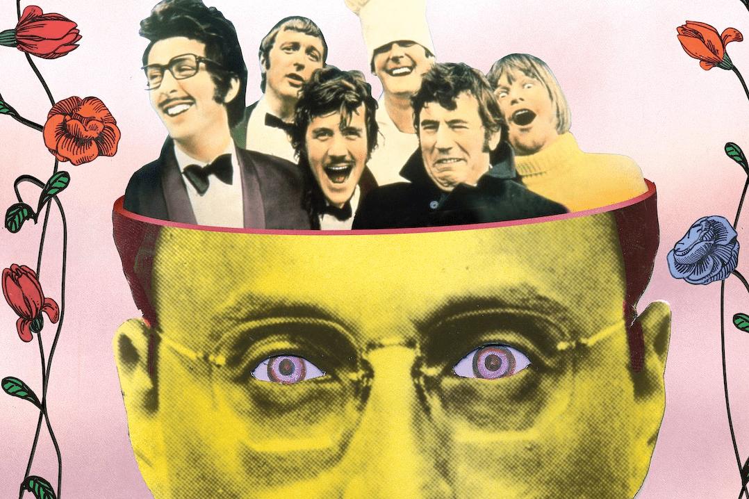 Monty Python's Flying Circus (4 seasons)