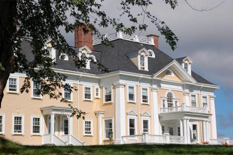 burklyn hall mansion vermont
