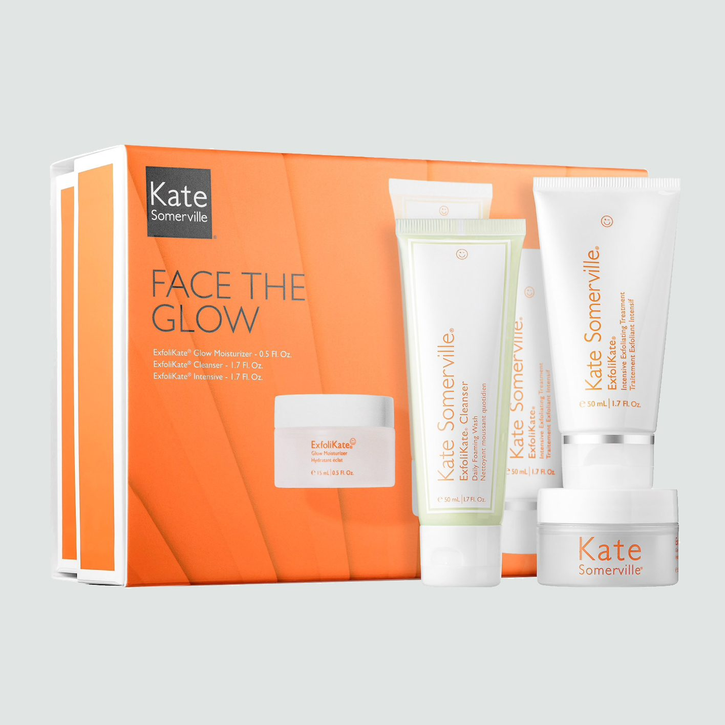 Kate Somerville Face the Glow