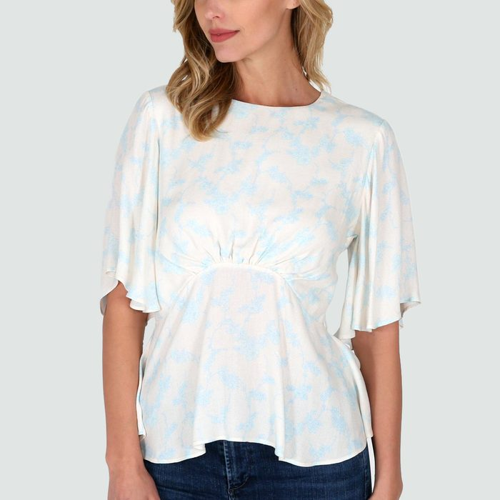 blouse shirt work from home