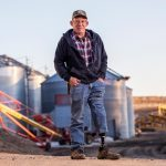 When This Farmer's Leg Got Caught in an Auger, He Grabbed a Pocketknife and Did the Unthinkable to Survive