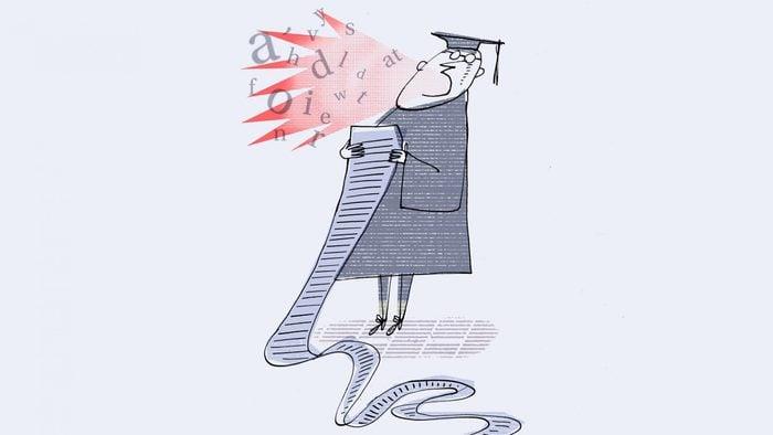 commencement speech illustration by serge bloch