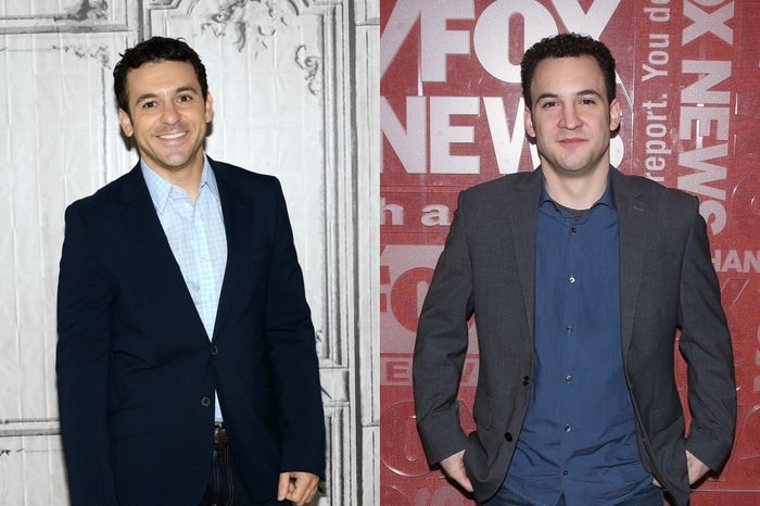 ben savage and fred savage brothers