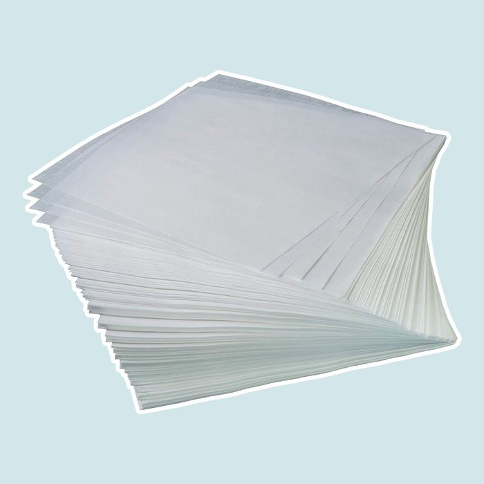 Waxed Paper Squares
