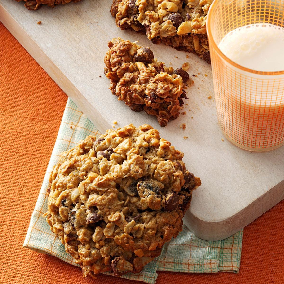Wyoming: Wyoming Whopper Cookies