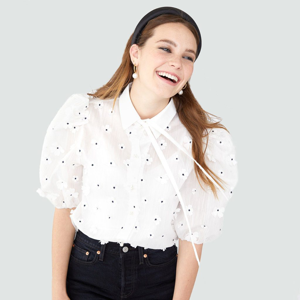 blouse video call