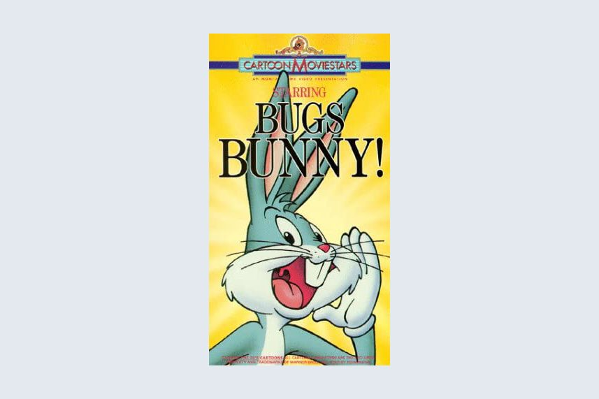 Easter Yeggs Bugs Bunny Movie