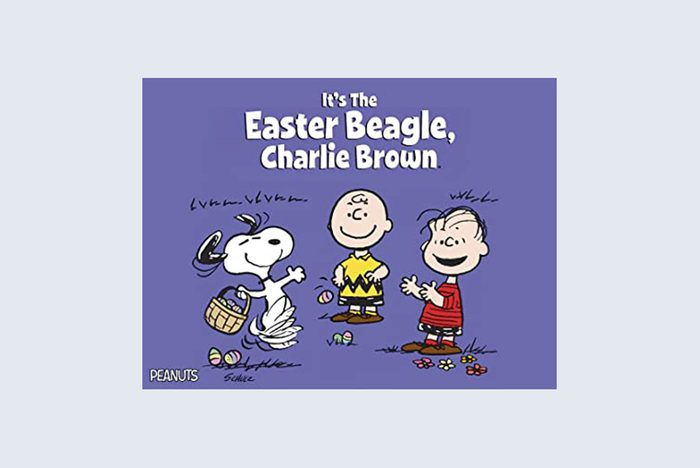 It's the Easter Beagle, Charlie Brown! movie