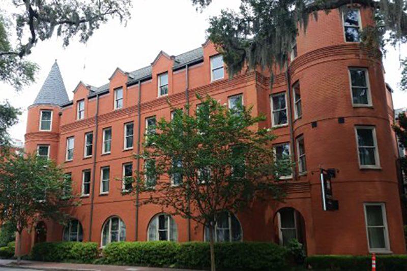 Georgia: Forsyth Park Mansion