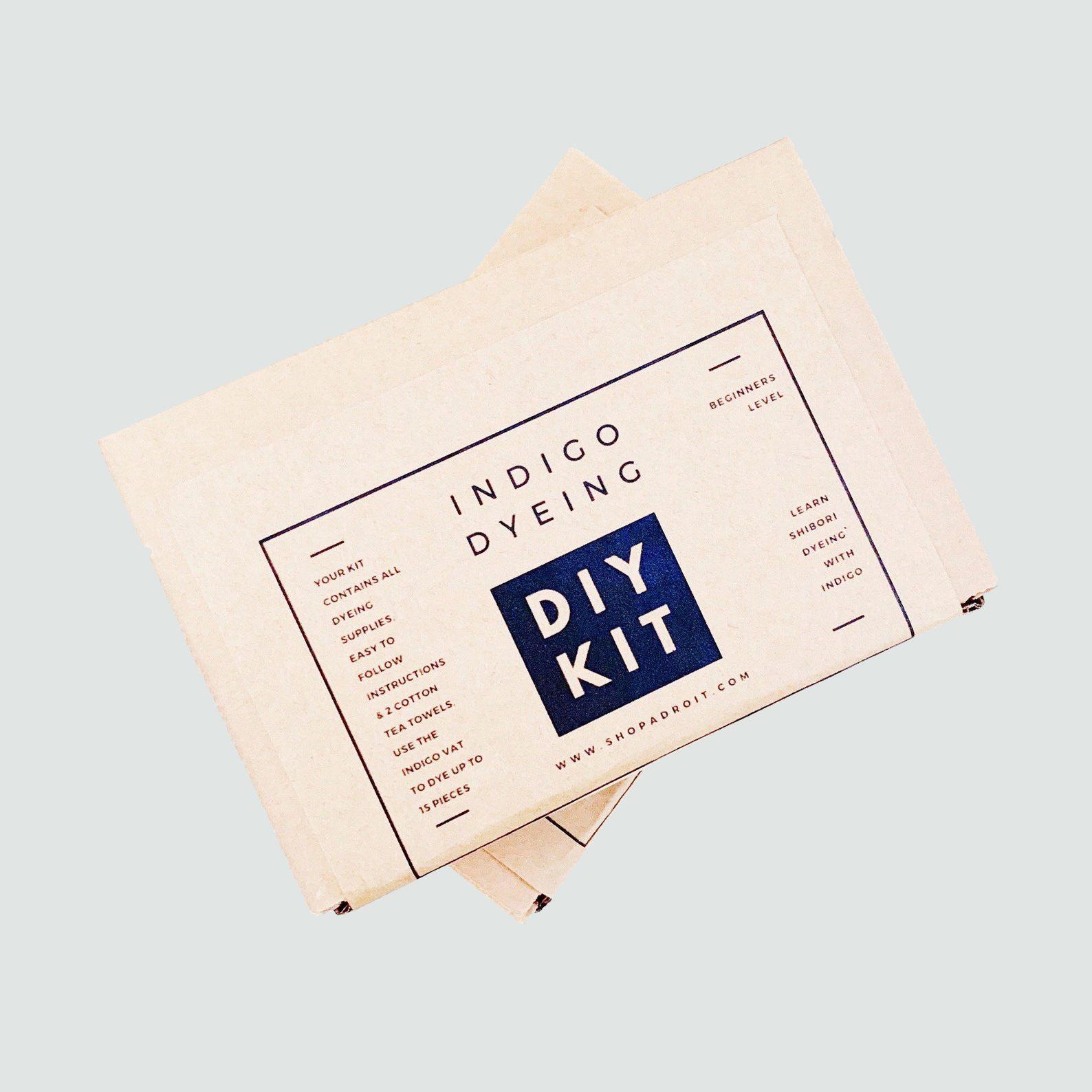 ShopAdroit Indigo Shibori Dye Kit