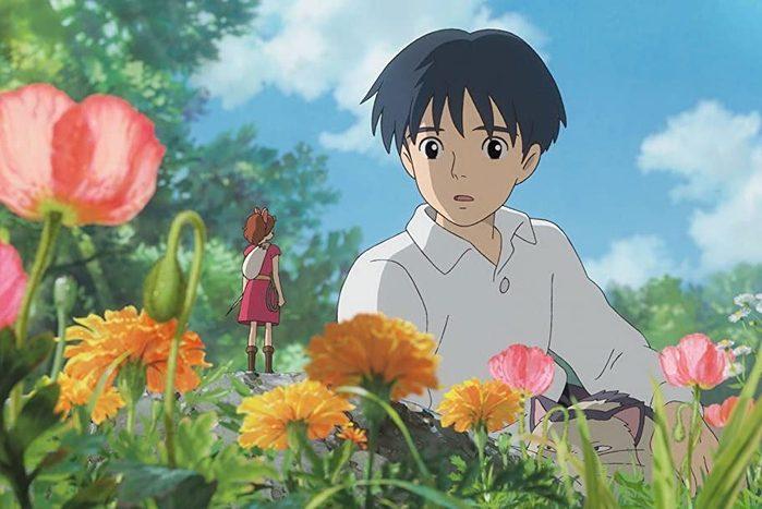feel good movie The Secret World of Arrietty