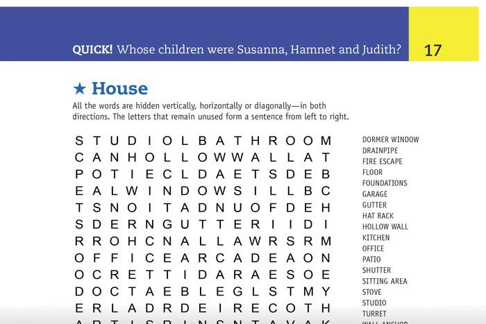 Word Search Puzzles You Can Print For Free Reader S Digest