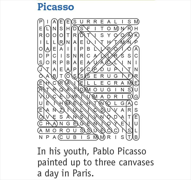 picasso answers
