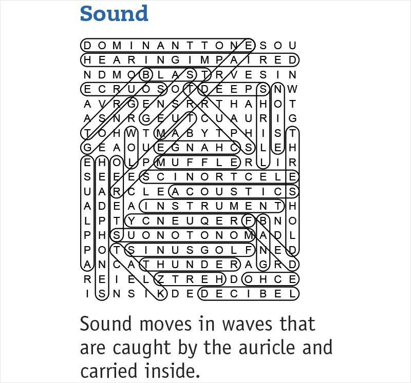 sound answers