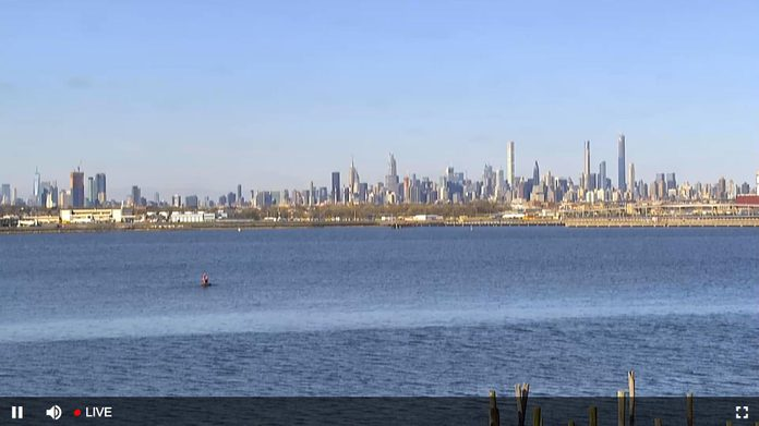 new york city skyline webcam