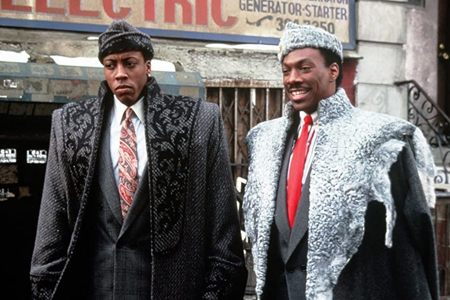 coming to america feel good movies