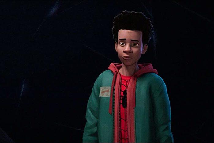 Spider-Man: Into the Spider-verse movie