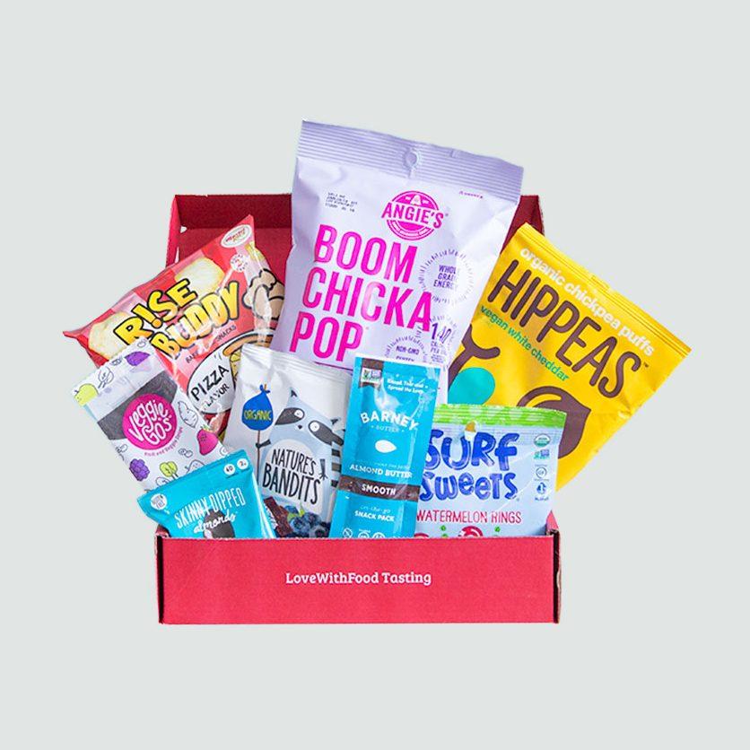 snack box gift box