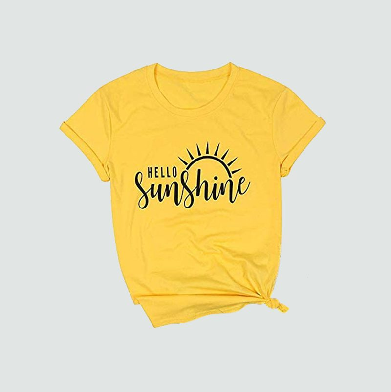 sunshine t shirt