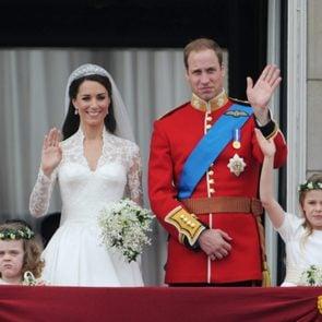 UK - Wedding of Prince William & Kate Middleton - Buckingham Palace