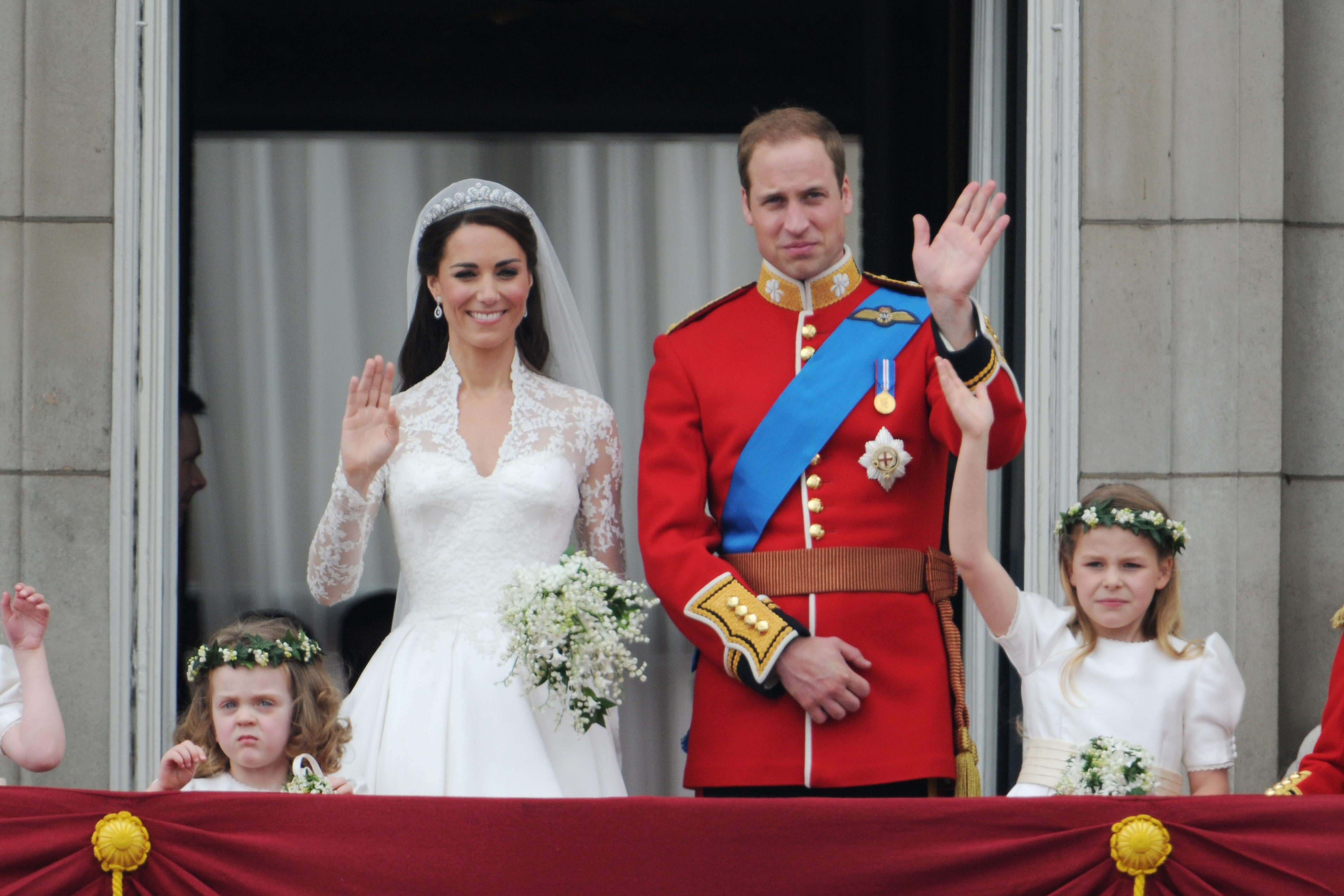Tiny Details About Prince William And Kate S Wedding Reader S Digest