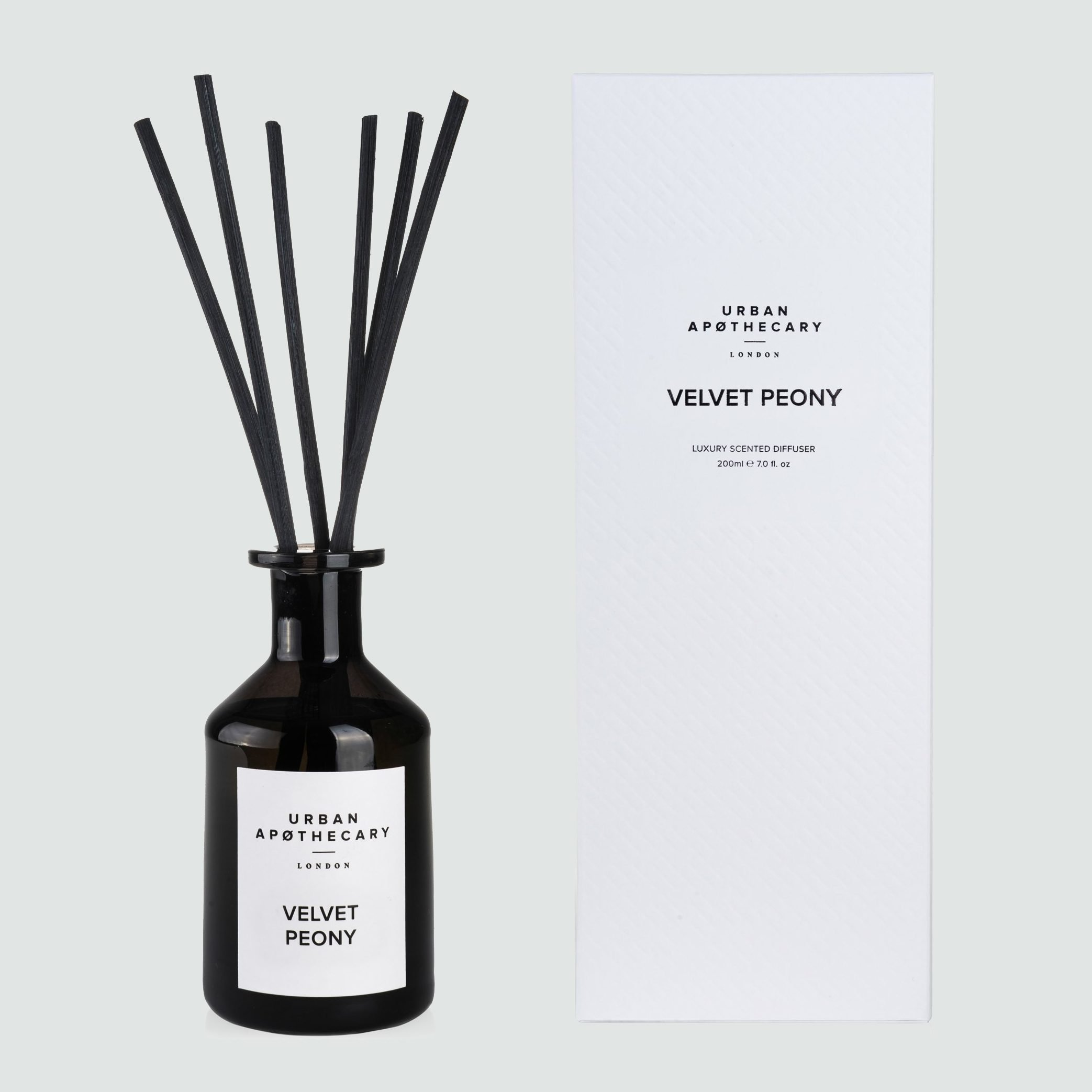 Urban Apothecary London Velvet Peony Reed Diffuser