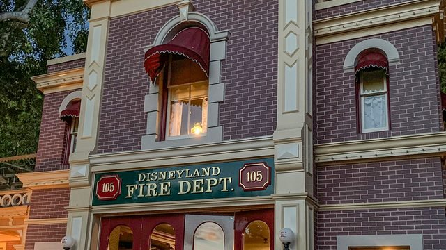a light shines in walt's apartment