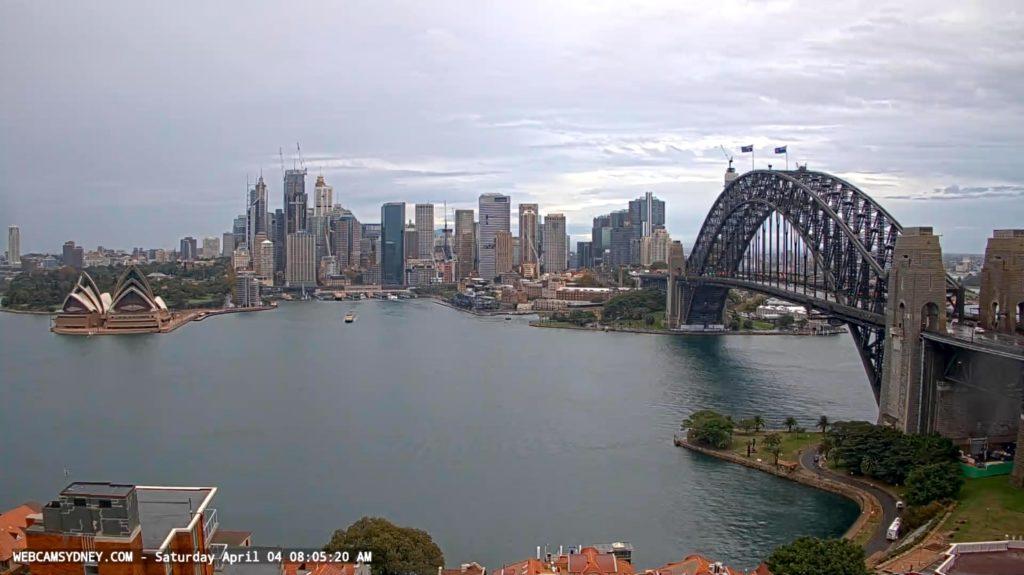 web cam sydney australia