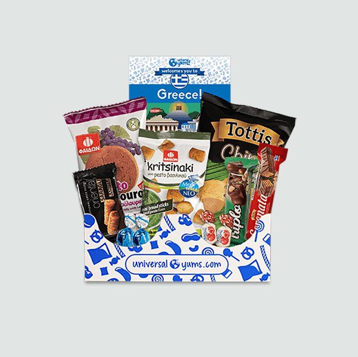 universal snack box