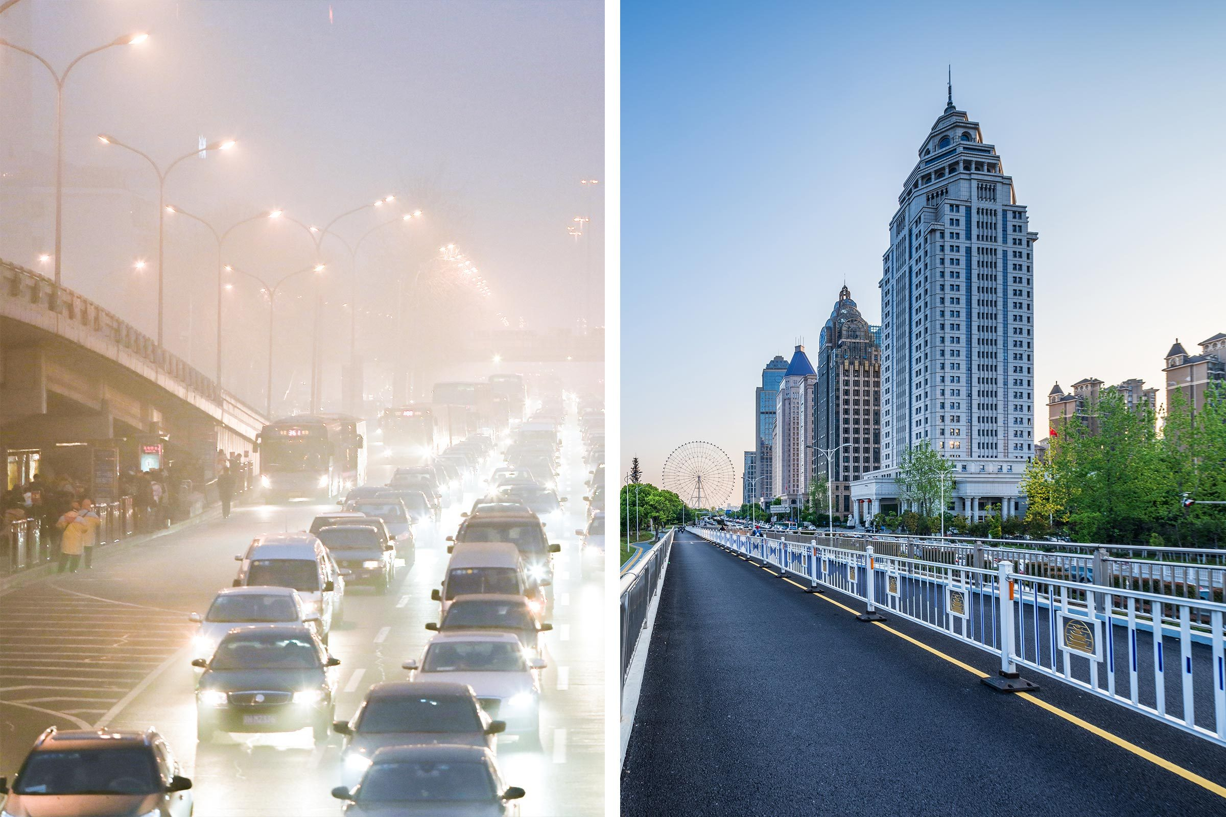 Before/After Beijing