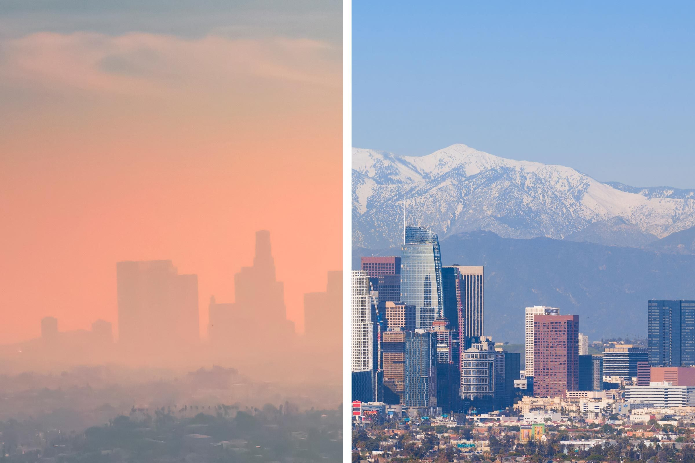 Before/After Los Angeles