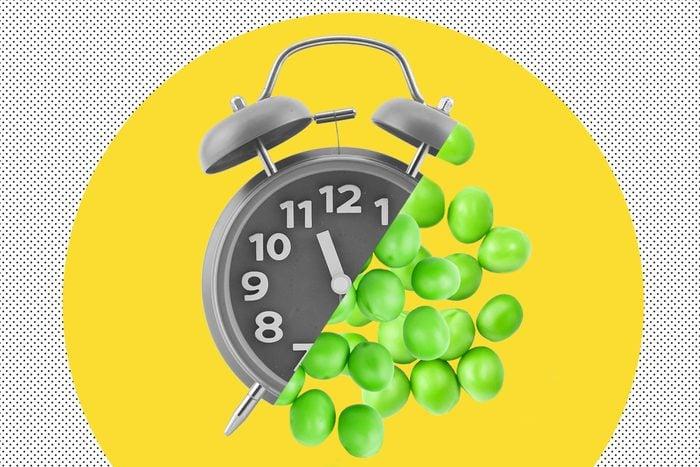 Peas as Alarm