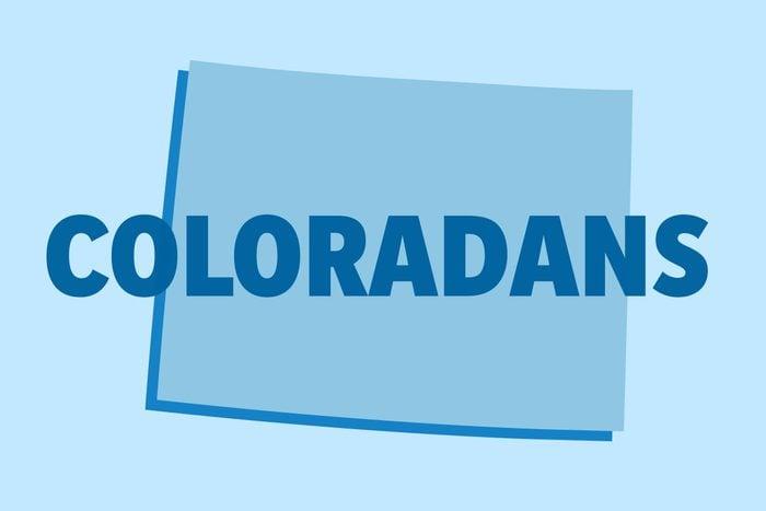Coloradans