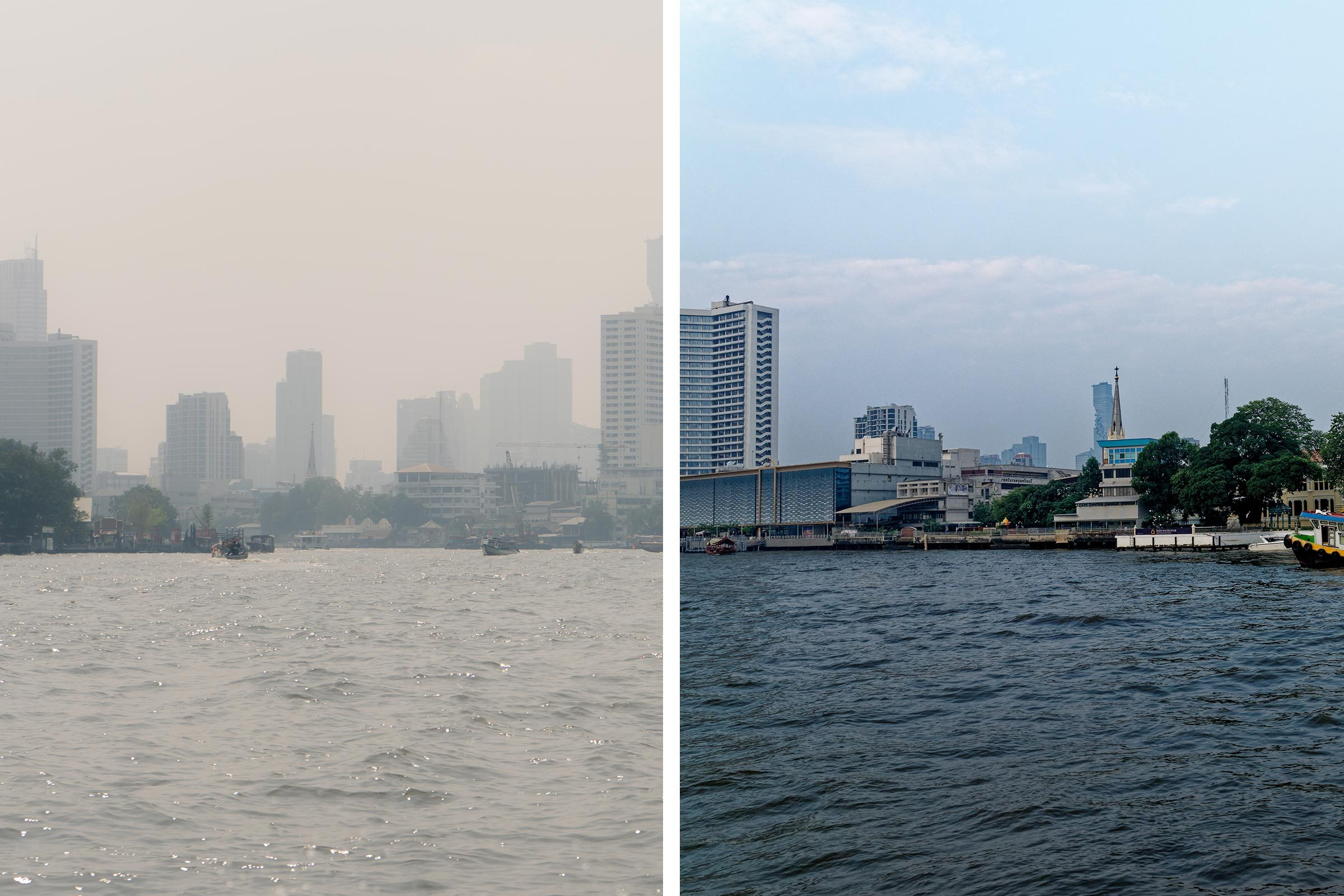 Before/After Bangkok