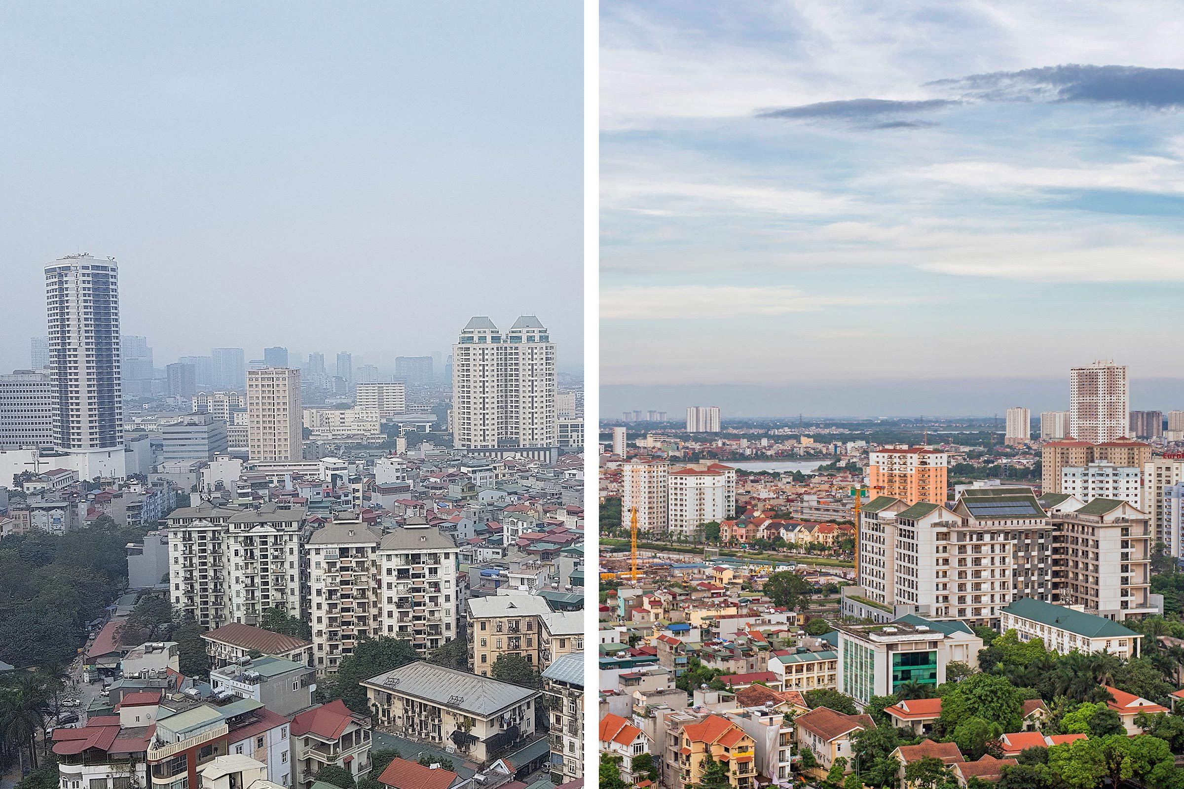 Before/After Hanoi