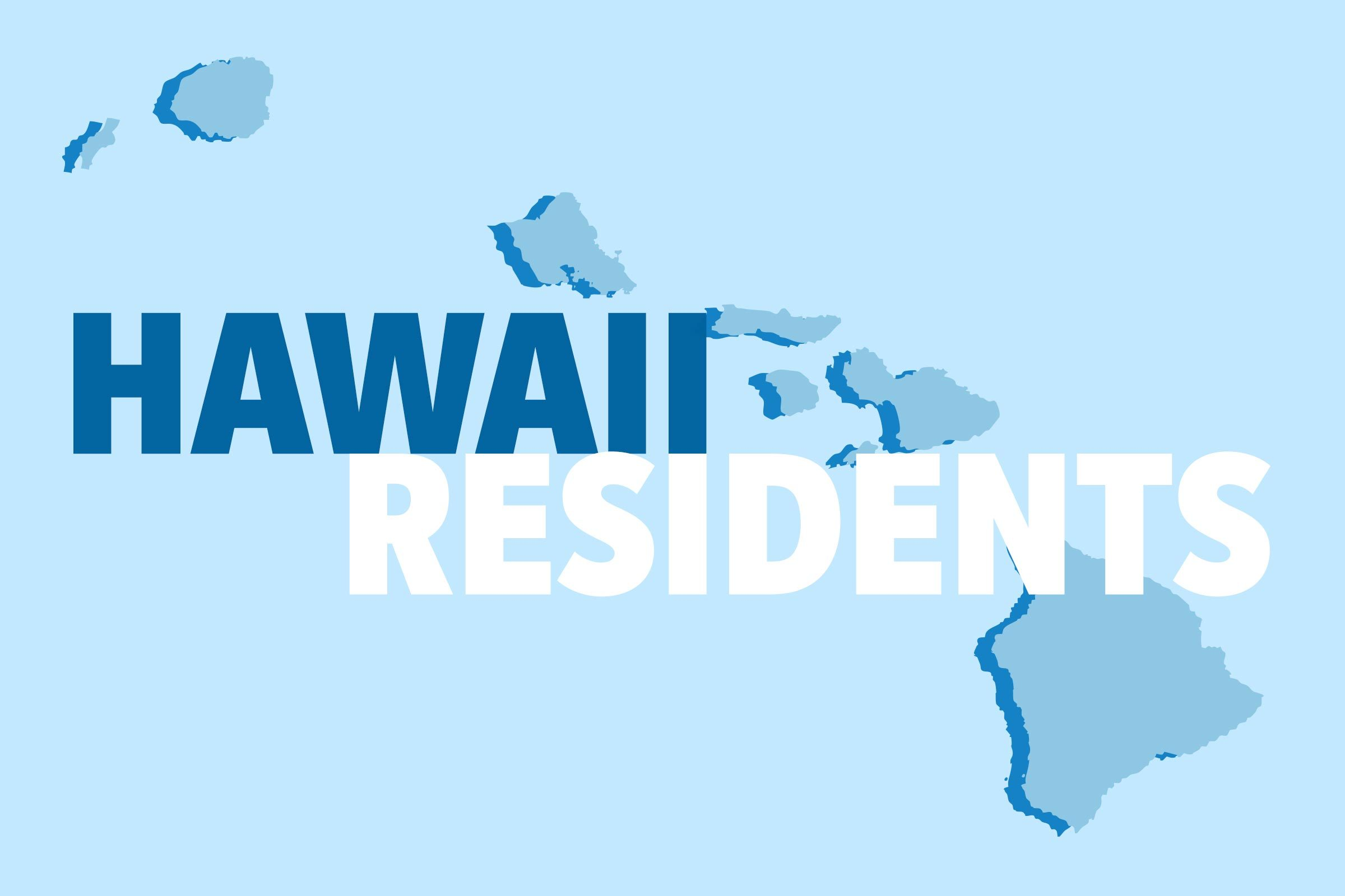 Hawaii Residents