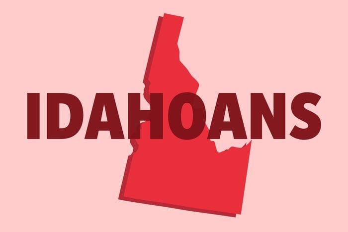 Idahoans