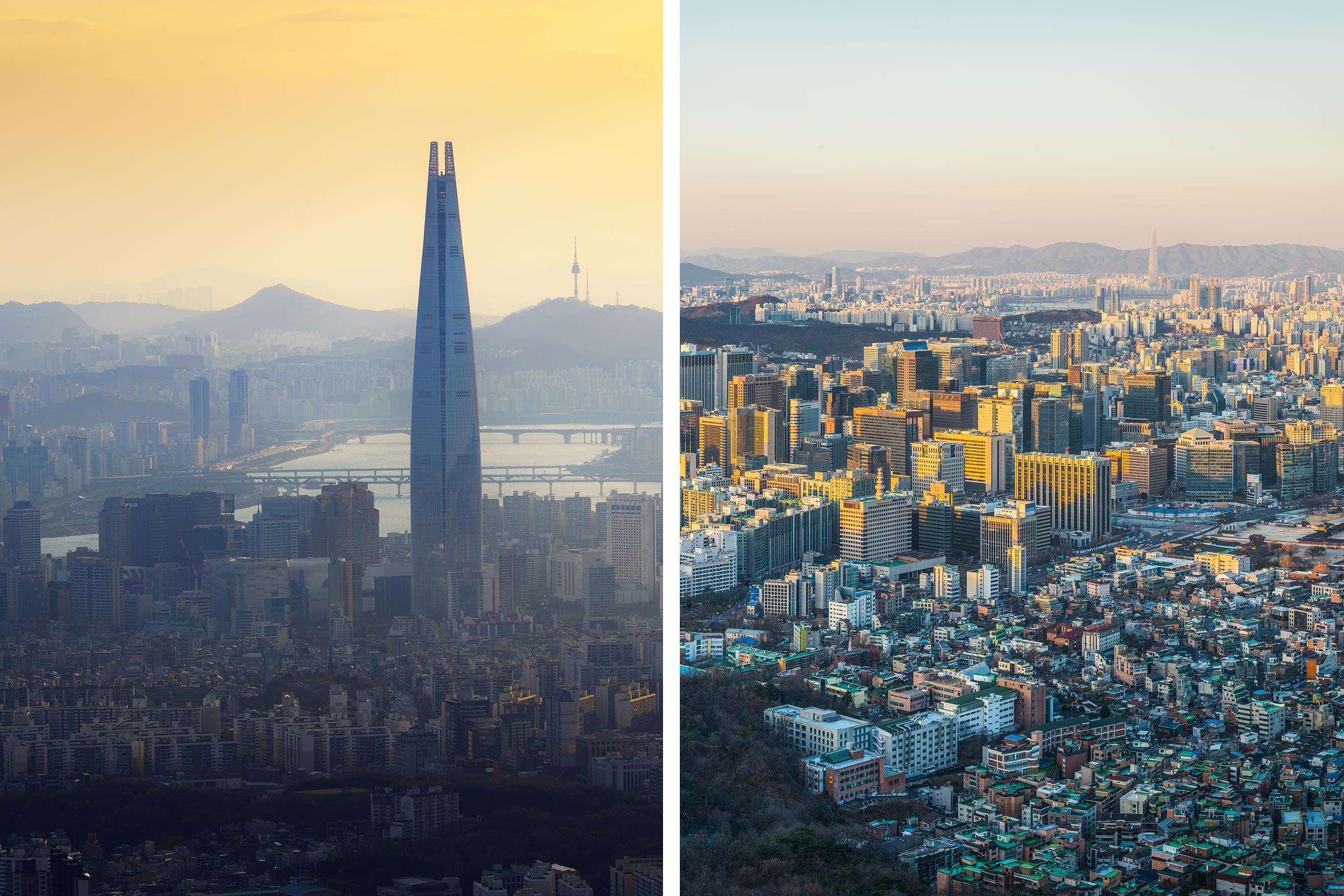 Before/After Seoul