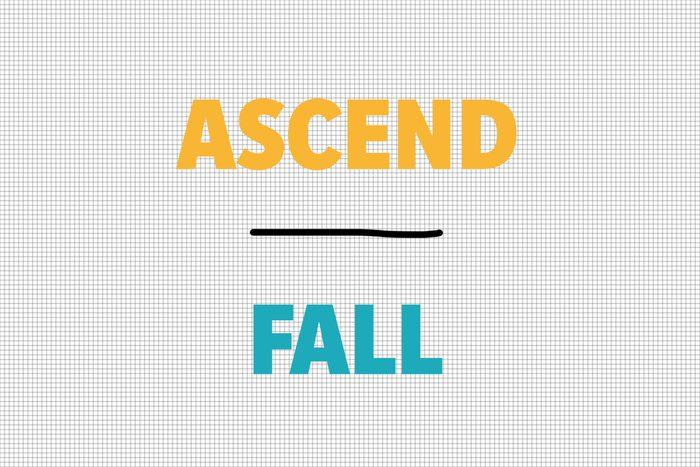 Ascend/Fall