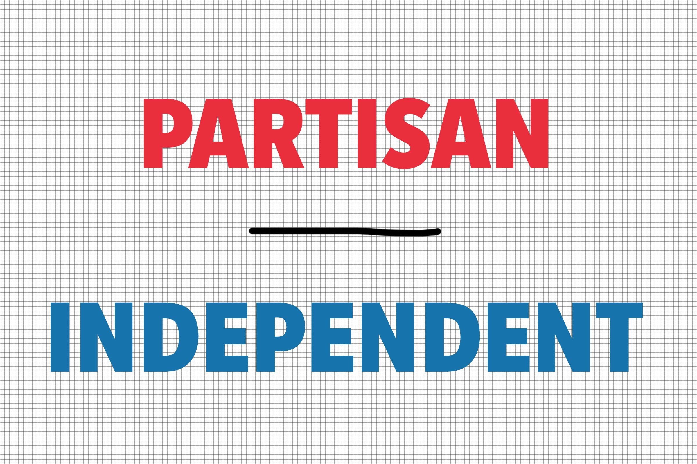 Partisan/Independent