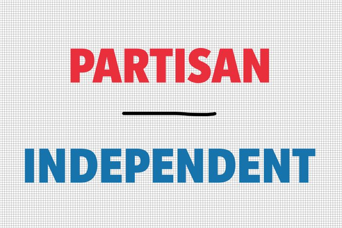 Partisan/Independent