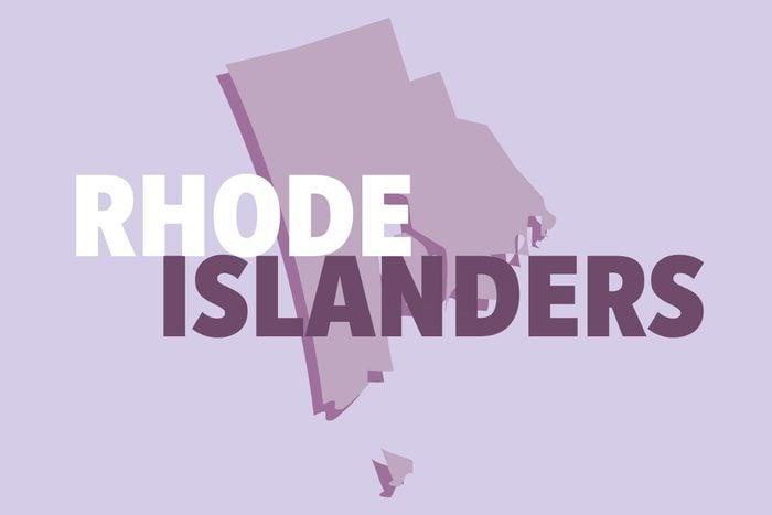 Rhode Islanders