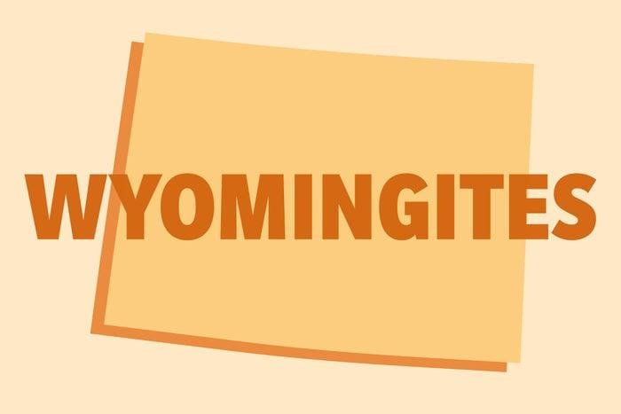Wyomingites