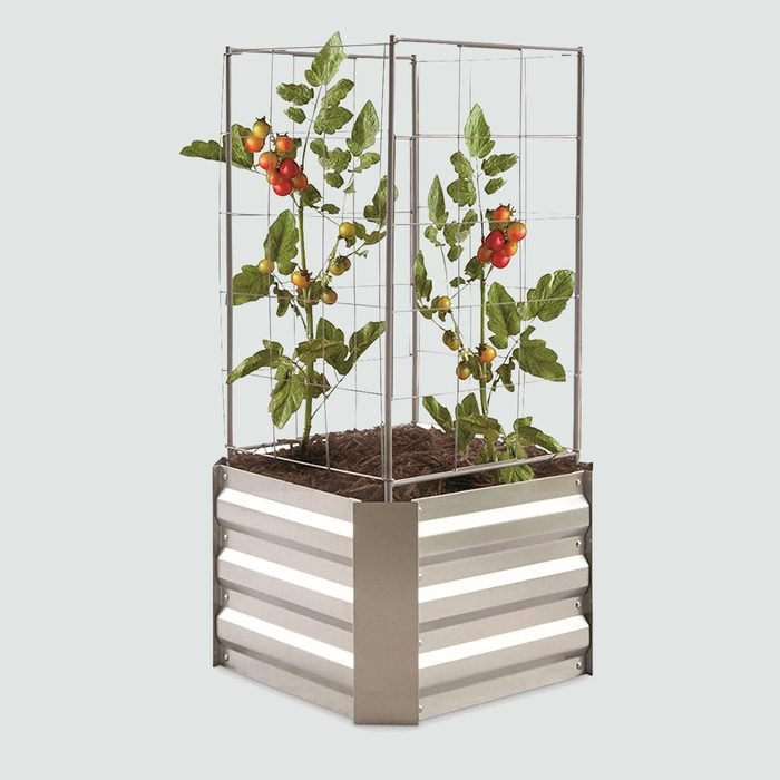 Castlecreek Planter Box with Trellis